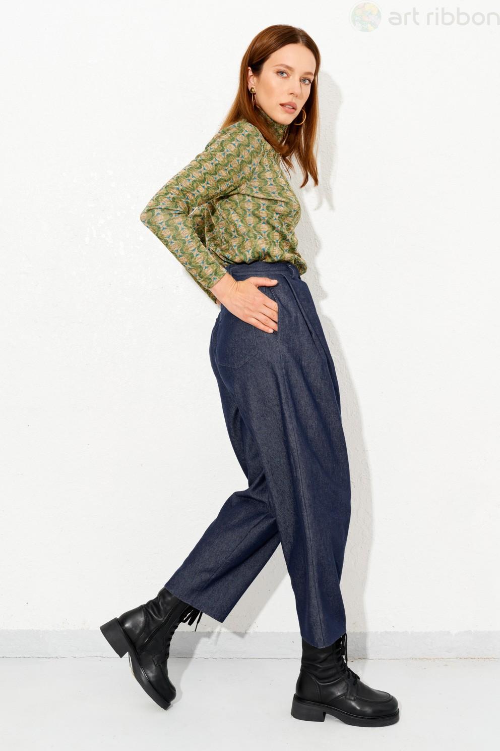 М3549B брюки женские