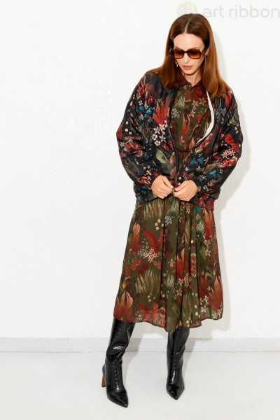 М3572K куртка женская