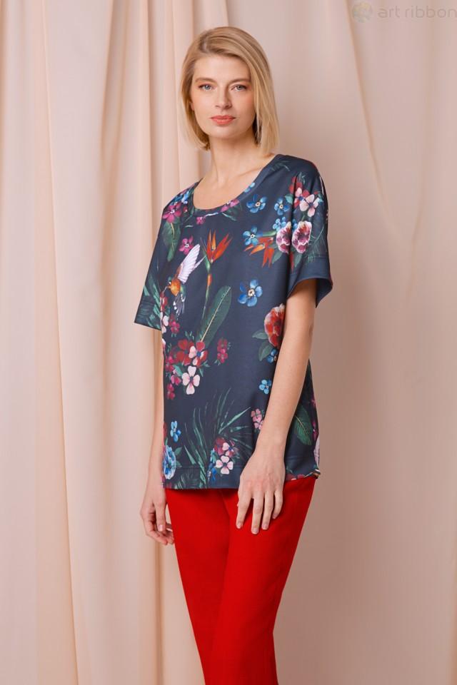 М3312T блузка женская